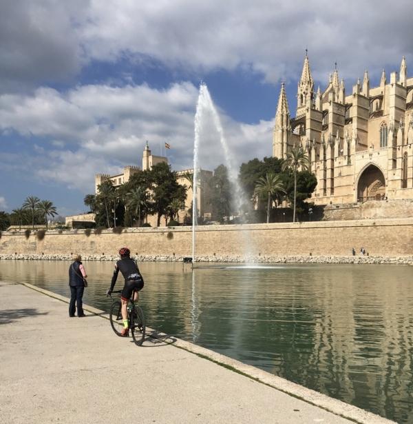 Blog #1 Trainings Stage Mallorca