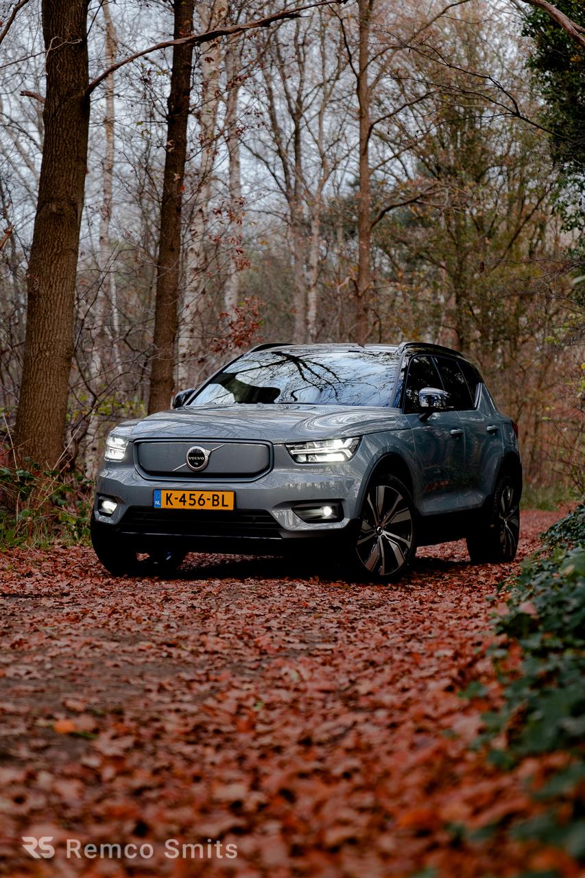 Volvo XC40 Recharge P8 Pure Electrics