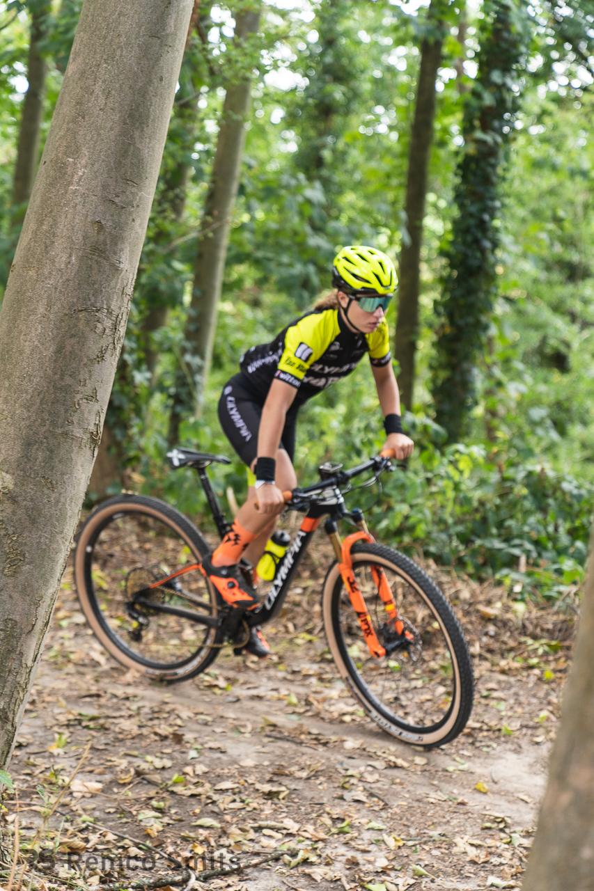 HOBIJ Vittoria Development Team, Lauren Molengraaf Nederland Kampioen